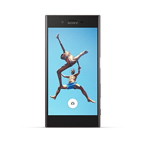 Sony Xperia XZ F8331 32GB Unlocked GSM 4G LTE Phone w/ 23MP Camera - Mineral Black