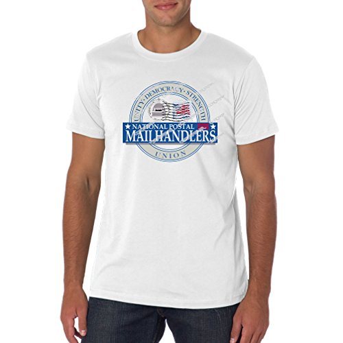 (ColonyWear Outfitters U.S. Postal Service Badge Tee)