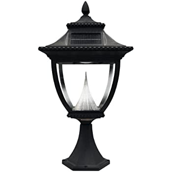 Amazon Com Gama Sonic Pagoda Solar Outdoor Led Light