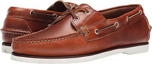 Eastland 1955 Utgåva Mens Freeport Usa Tan