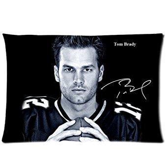 Custom Tom Brady Home Decorative Pillowcase Pillow Case Cove