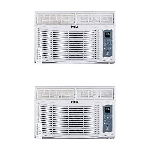 Haier 8,000 BTU Electronic Window Air Conditioner AC Unit wi