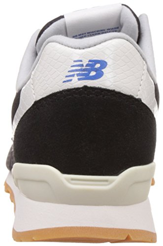 New Balance Women's Wr996wf Trainers, Black, One Size Fits All Multicoloured (Black 001)
