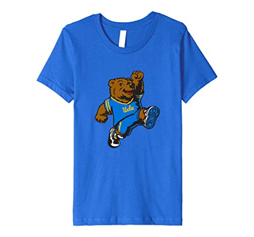 Joe Kids T-shirt - Kids UCLA Joe Cub Mascot T-shirt for kids
