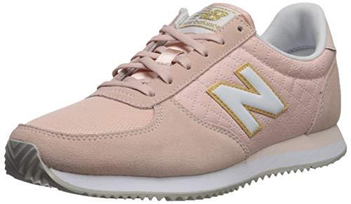 (New Balance Women's 220v1 Sneaker, Mineral Rose/White, 11 D US)