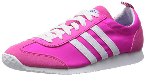 adidas tenis para Mujer, Neo vs Jog, color Rosa, 25.5
