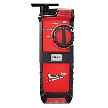New Milwaukee 2210-20 T5; T8; T12 Flourscent Lighting Tester Kit With Led Light