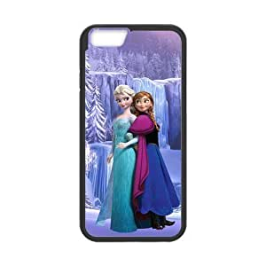 Frozen Solid Rubber Customized Cover Case for iPhone 6 plus 5.5
