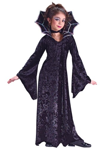 Big Girls' Spiderella Costume X-Small