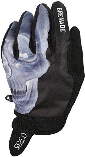 Grenade Gloves Men's Cc935 X-ray Vision Pipe Glove, Black, Small ()