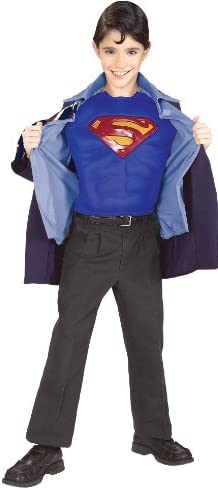 CLARK KENT SUPERMAN REVERSE MD: Amazon.es: Ropa y accesorios