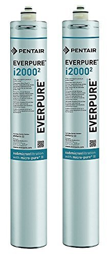 Everpure EV9612-22 i2000^2 Filter Cartridge (Pack of 2) by Everpure