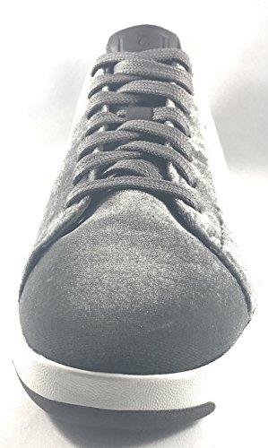 5 Cole Leather Grand 7 Seashell Sneaker Women's Fashion Ironstone OX Haan Sport Lace UK Nubuck 7x7U1aqw