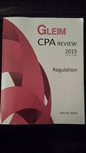 CPA Audio Review: Financial Accounting & Reporting by Gleim Pubns
