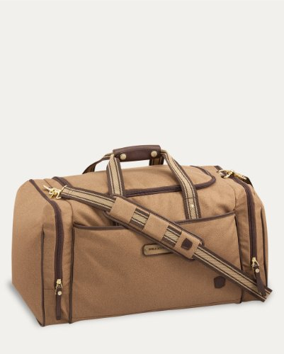 SIGNATURE DUFFLE by Noble Outfitters