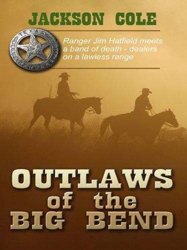 Read Online Outlaws of the Big Bend (Wheeler Large Print Western) PDF