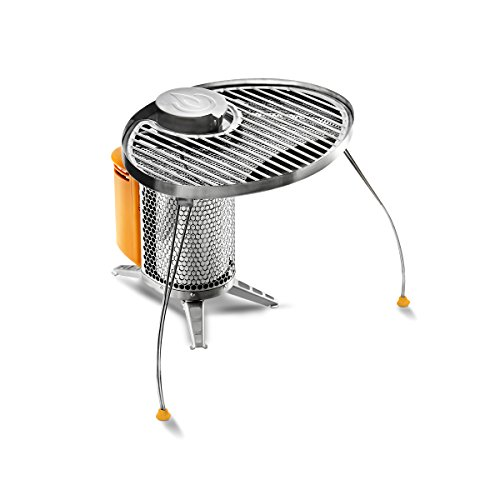 853290004018 - BioLite Wood Burning Campstove Grill Attachment (CampStove Sold Separately) carousel main 1