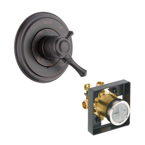Cassidy Valve Only Kit Pressure-Balance Dual-Function Cartridge, Venetian Bronze Venetian Bronze - Delta KVODCA-T17097-RB