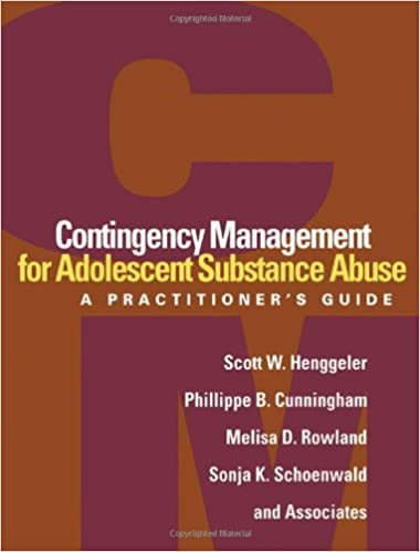 Contingency Management for Adolescent Substance Abuse: A ...