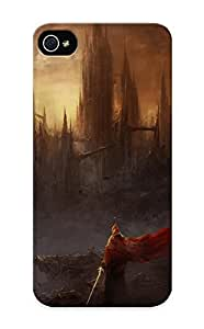 14573fc5987 Faddish Warrior Warrior City Cities Castle Fantasy Case Cover For Iphone 5/5s With Design For Christmas Day's Gift