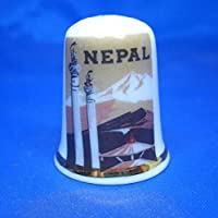 Birchcroft China - Dedal Coleccionable (Porcelana), diseño