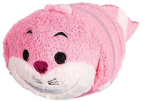 Disney Tsum Tsum Alice in Wonderland Cheshire Cat 3.5