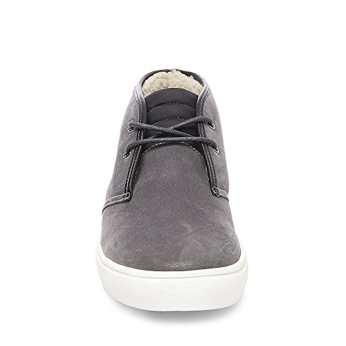 Chukka Boots Nubuck Casual Nubuck Steve Joop Grey Madden Mens x8qXYpa