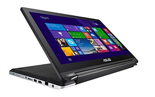 "Price comparison product image Asus R554LA-RS51T Flip 15.6"" HD Tou"
