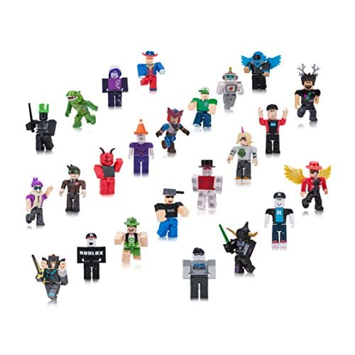 figuras de roblox en mercado libre uruguay Roblox Action Collection Series 2 Tiendamia Com