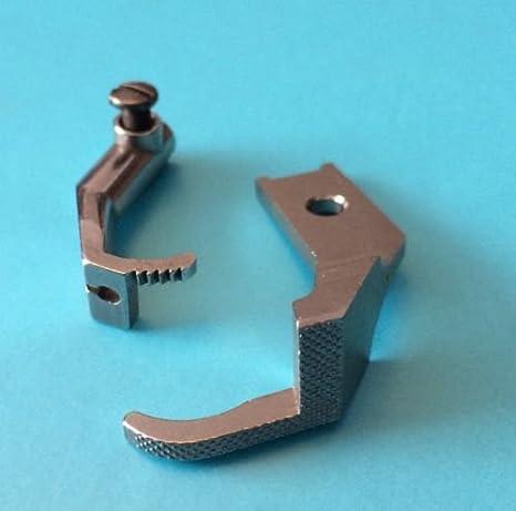 Pfaff 335 Walking pie vinculante pies prensatelas para máquina de coser Industrial 145 1245: Amazon.es: Hogar