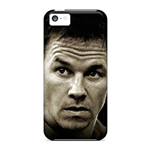 Flexible Tpu Back Case Cover For Iphone 5c - The Fighter Mark Wahlberg