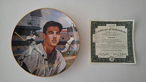 Buy bradford exchange baseball plates