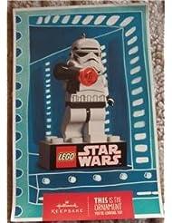 Star Wars Lego Hallmark - D/S 13X18 Original Promo Poster Sdcc 2012 Mint Rolled