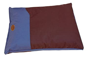 Freedog FD1000136 - Cama Waterproof, para Perro, Color Azul/Gris: Amazon.es: Productos para mascotas