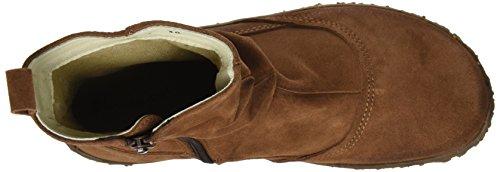 Caviglia Pelle legno Stivali Scamosciata Delle In El Marrone Nido Donne Naturalista Lux N787 4PwPaR