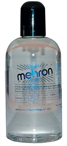 Mehron Barrier Spray 9 Ounce Refill Bottle -