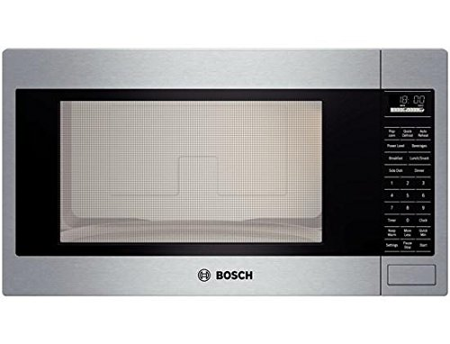 Bosch HMB5051 500 2.1 Cu. Ft. Stainless Steel Built-In Microwave