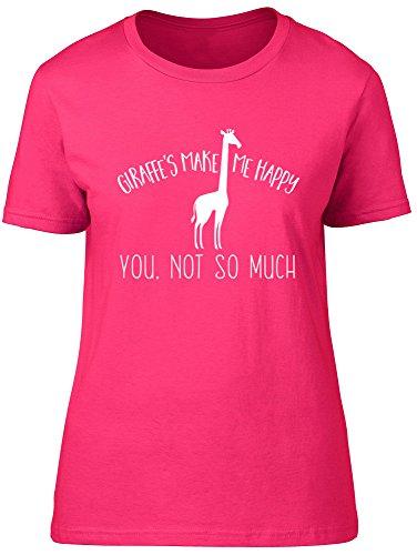 Shopagift - Camiseta - para mujer Rosa