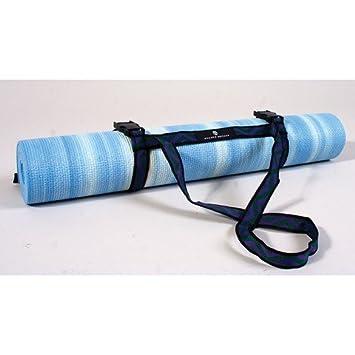Hugger Mugger hug108 tapas arnés Yoga Mat Carrier: Amazon.es ...