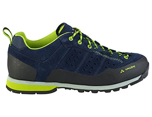 VAUDE Women's Dibona Advanced, Zapatos de Low Rise Senderismo para Mujer Azul (Eclipse)