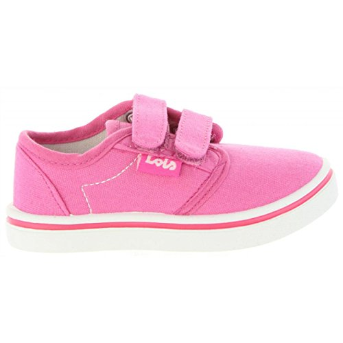 LOIS JEANS Sneaker für Junge und Mädchen 46048 154 Fucia