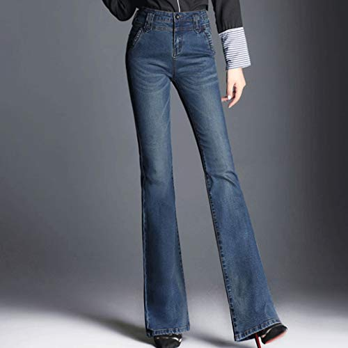 Jeans Haute Jeans Couleur 33 RXF Jeans Taille Femme Flare Taille 1 1 dBYBfq