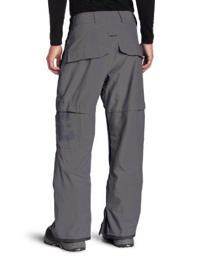 DC Banshee 13 - Pantalón para snowoard negro - gris oscuro