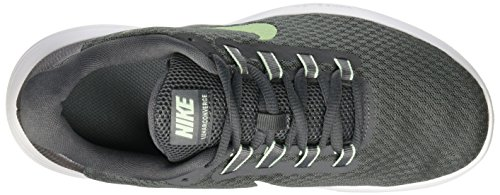 Trail Mujer 37 5 Cool Grey White 004 Fresh EU Running Nike Grey para Dark Gris Zapatillas Mint Wmns de Lunarconverge Tx0ApS