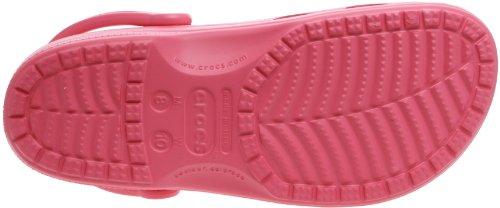Pink hot Rosa Adulto Sabot Crocs Baya Unisex qYwXI