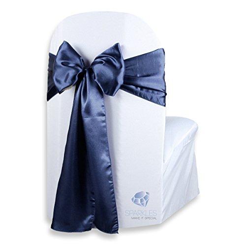 chair ties for weddings - 8