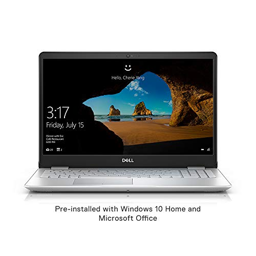 Dell Inspiron 5584 15.6 Inch FHD Laptop (8th Gen Core i7-8565U/8GB/1TB HDD + 512GB SSD/Windows 10 + MS Office/4GB Nvidia Graphics/Silver)
