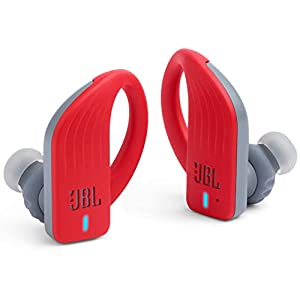 JBL Endurance Peak by Harman True Wireless in Ear Headphones with 28 Hours Playtime, Touch Controls, Stereo Calls & IPX7…