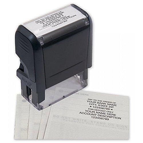 Bank Endorsement Stamp - Self-Inking