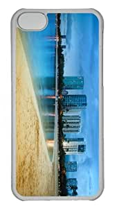 free cases Hawaii Oahu PC Transparent case for iphone 5C